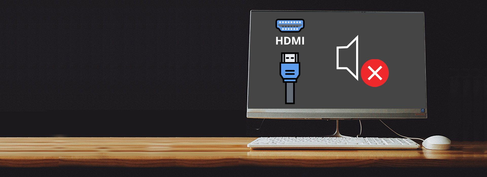 Easy fixing of HDMI No Sound after Connecting Computer to Monitor and TV - TOP methods to solve the problems - only best guides