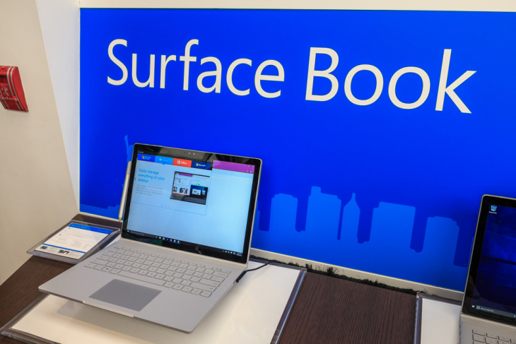 Fix Surface Pro or Surface Book Camera not working