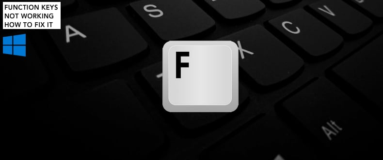 Function Keys Not Working fixing: Guides 2021