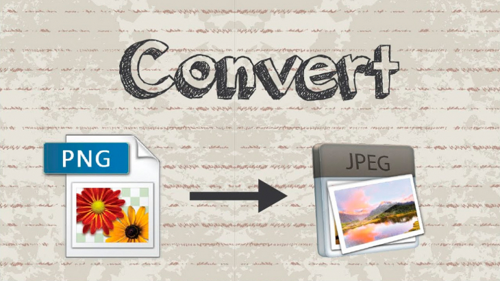 How to convert PNG to JPG without losing quality?