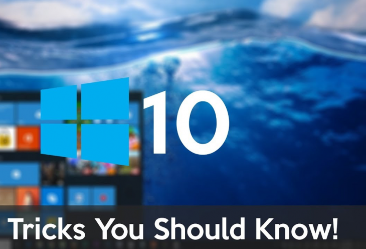 Top Windows 10 Tips and Tricks
