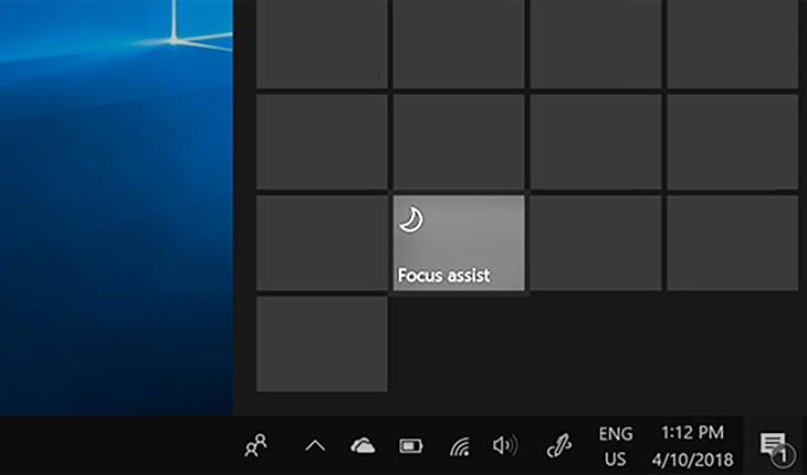 """What is """"Do not Disturb Mode"""" in Windows 10?"""